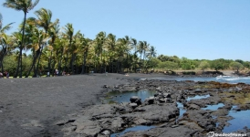 Black Sands Beach