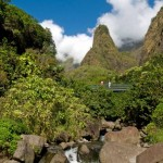 hawaiian culture/Iao Needle